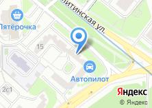 Компания «КомпАвто» на карте