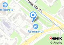 Компания «5 постов» на карте