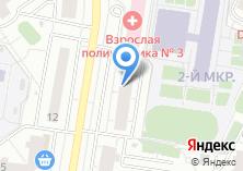 Компания «Сокар» на карте