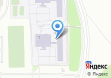 Компания «Гимназия №1596» на карте