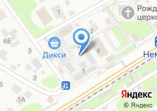Компания «Складской комплекс» на карте