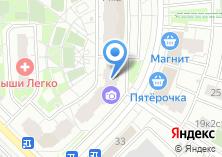 Компания «Айтим» на карте