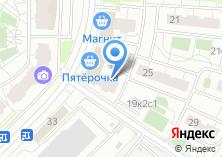 Компания «Ателье на Радужной» на карте