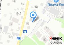 Компания «Gorilla Garage» на карте