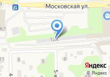 Компания «Master Cars» на карте