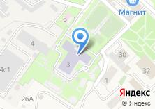 Компания «Средняя общеобразовательная школа №2084» на карте