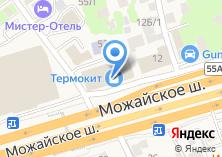 Компания «Книжный Петербург» на карте