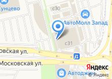 Компания «Auto mixx» на карте