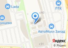 Компания «Сеть магазинов шин и дисков» на карте