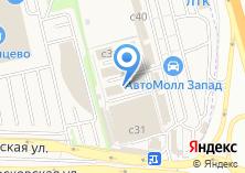 Компания «Магазин автозапчастей для ГАЗ и УАЗ» на карте