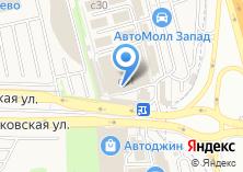 Компания «Глушители» на карте