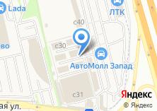Компания «Сеть магазинов автотоваров» на карте