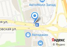 Компания «Сеть магазинов автоаксессуаров» на карте