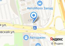 Компания «Магазин автотоваров для Subaru» на карте