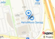 Компания «MT-Line» на карте
