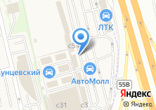 Компания «Optim-motors» на карте