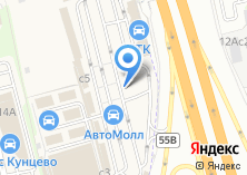 Компания «Магазин автозапчастей для Mazda» на карте
