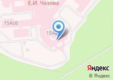 Компания «Российский кардиологический научно-производственный комплекс» на карте