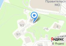 Компания «Парк Рублёво» на карте