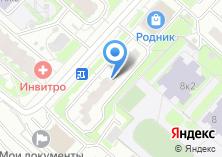 Компания «DiveProfi» на карте