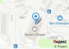 Компания «Тайши» на карте