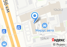 Компания «Landavto» на карте