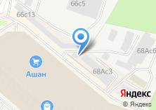 Компания «Главфасад» на карте