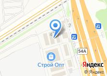 Компания «Кунцево-2» на карте