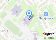 Компания «Гимназия №1538» на карте