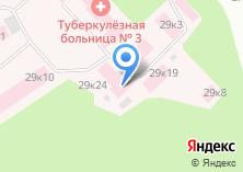 Компания «Городская клиническая туберкулезная больница №3 им. Г.А. Захарьина» на карте