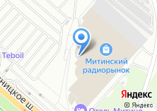 Компания «1Дисконт» на карте