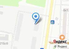 Компания «Мосинжбетон» на карте