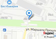Компания «МАК-Спорт» на карте