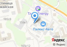 Компания «Краски.ру» на карте