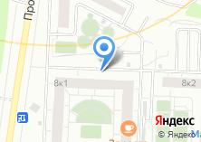 Компания «Avtodrom» на карте
