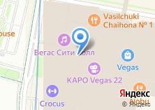 Компания «Oysho» на карте