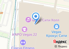 Компания «Строящееся административное здание по ул. МКАД 65-66 км» на карте