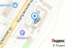 Компания «Бильярд-маркет» на карте