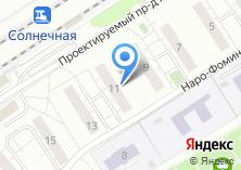 Компания «ВДОАМ» на карте