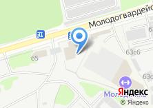 Компания «Стеклосеть-Авто» на карте
