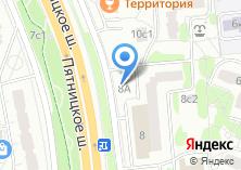 Компания «Станция» на карте