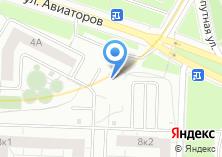 Компания «Тех.авеню» на карте