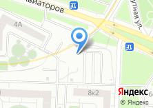 Компания «Платежные решения» на карте