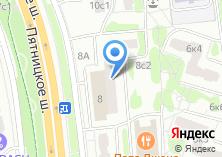 Компания «Мастер Икс» на карте