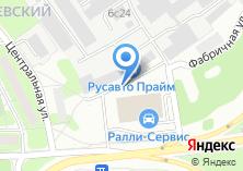 Компания «AutoMobilGroup» на карте