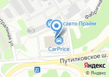 Компания «Чоппер хантер» на карте