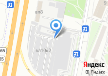 Компания «Автостоянка №90 РООА» на карте