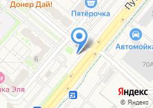 Компания «Центр авторазбора на Путиловском шоссе» на карте