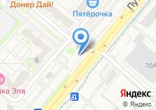Компания «Мотустранс» на карте