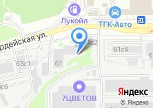 Компания «Баркол» на карте